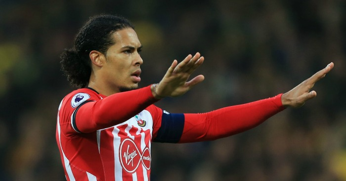 Barcelona Set to Pursue Southampton Defender Virgil van Dijk