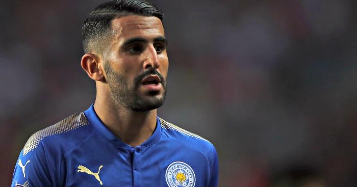 Leicester boss Puel explains Mahrez, Slimani presence at Arsenal