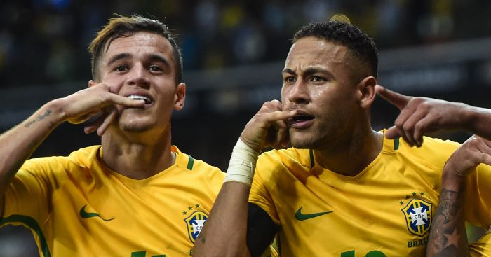 Coutinho backs Neymar to return to Barcelona