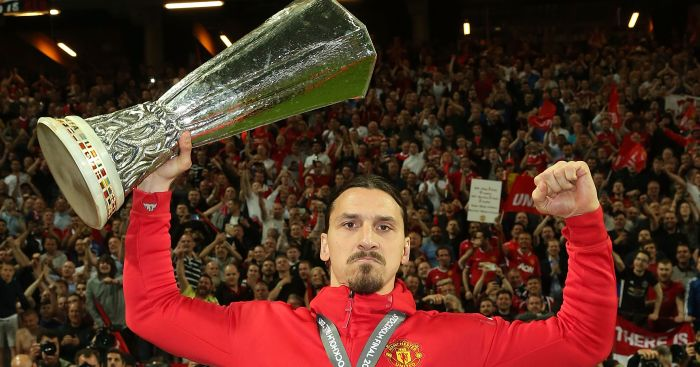 Zlatan Ibrahimovic: David Beckham encouraged me to play for Los Angeles Galaxy