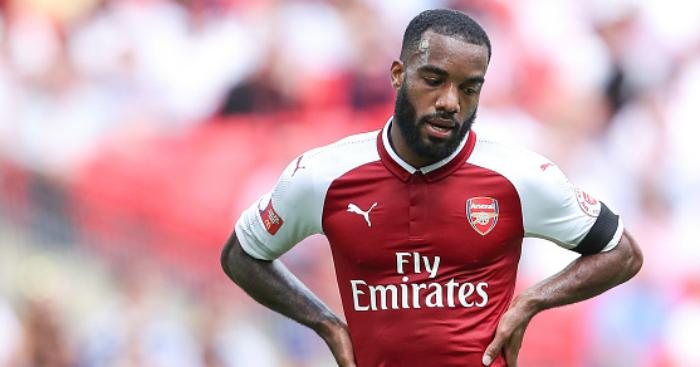 I turned down PSG for Arsenal move - Lacazette