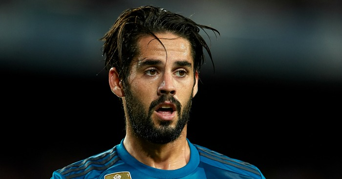 Isco signs new Real Madrid contract