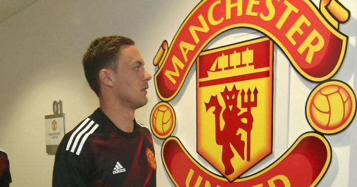 Matic 'living the dream' as he targets title at Man Utd