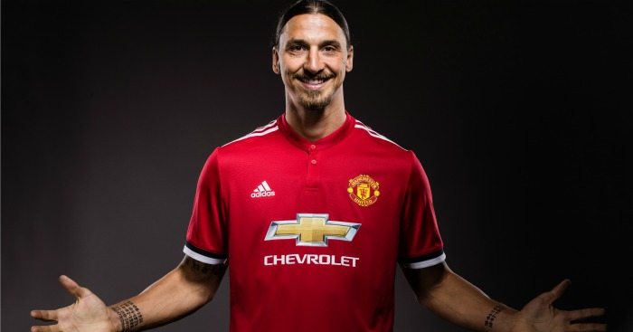 United and Zlatan target Arsenal clash for return
