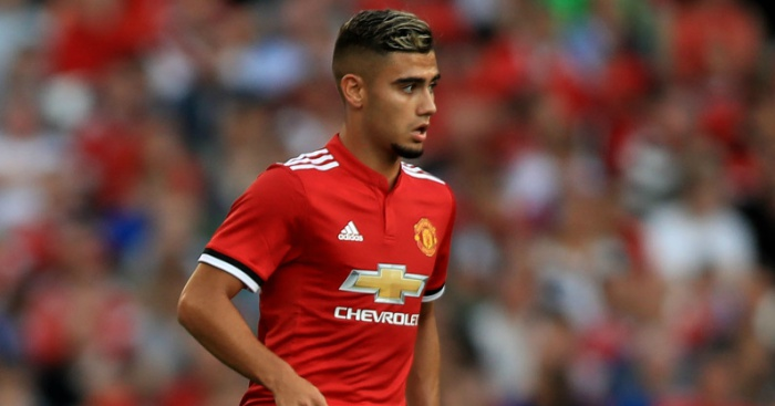 Andreas Pereira 'unsure of recall clause' in Valencia loan
