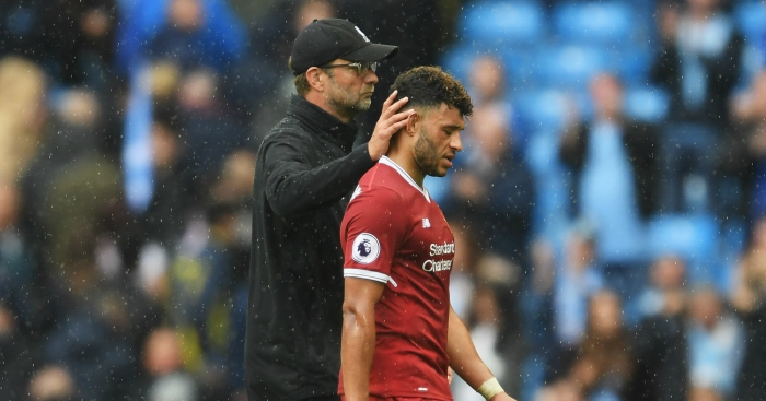 Alex Oxlade-Chamberlain to make first Liverpool start against Leicester tomorrow