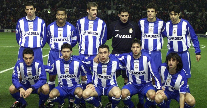 Deportivo Had Always Been A Provincial Club In Spain They Had Spent Far More Time In The Second Tier Than The First Since A Period Of Success In The Late