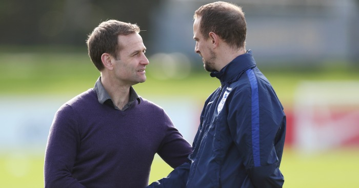 Mark Sampson's sacking a tough decision, says FA chief executive Martin Glenn