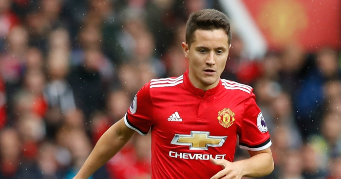 Manchester United's Ander Herrera says rivals City under pressure to win title