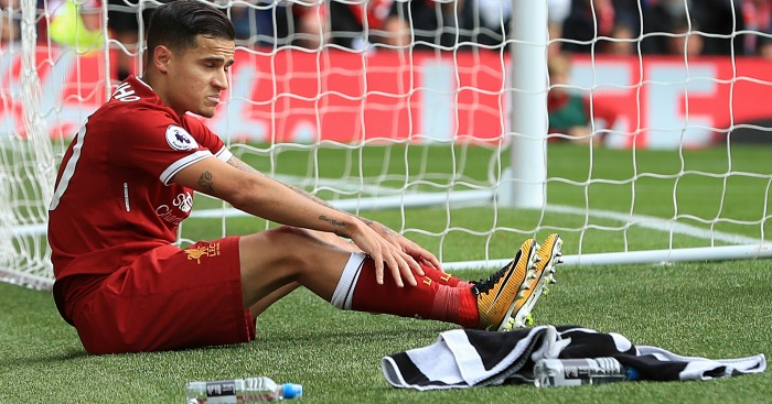 Coutinho: I've not agreed to join Barcelona next summer