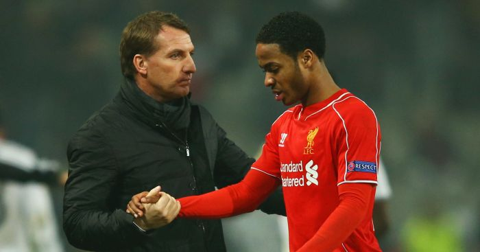Rodgers admits purposely delaying Sterling's Liverpool deal
