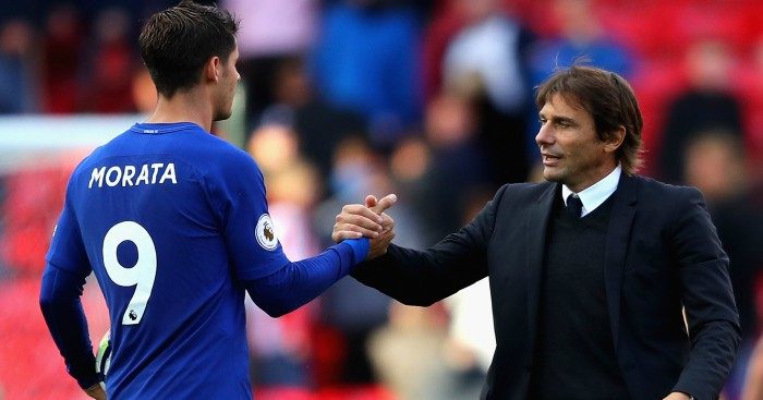 'Diego Costa without attitude' - Alvaro Morata era dawns at Chelsea