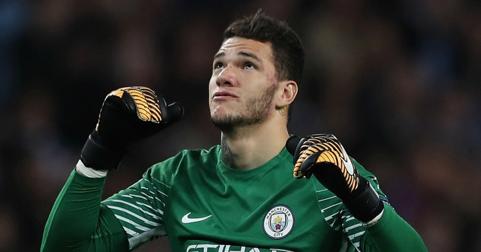 Stones credits Ederson with Man City's stout defensive start