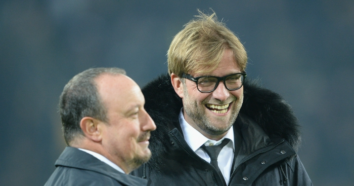 Benitez on Liverpool return: 'You never know'