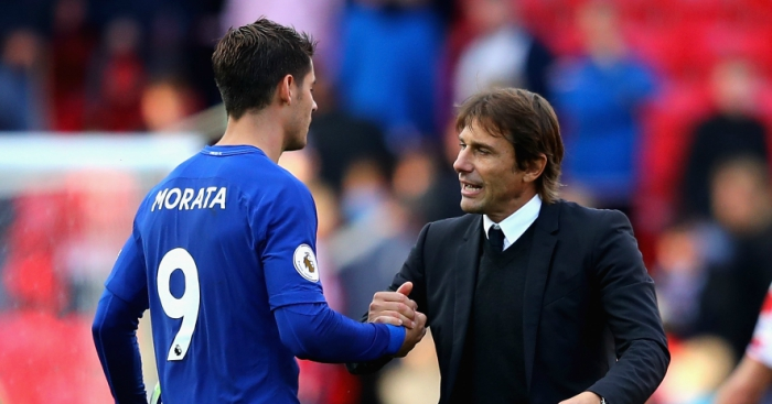 Chelsea to examine Alvaro Morata at the end of the week