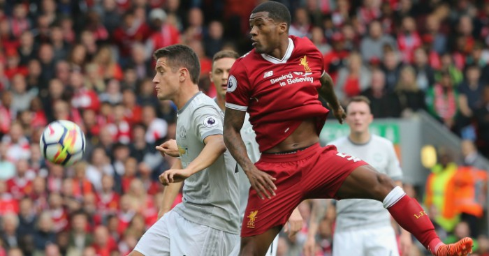 Newcastle United unable to contain the Liverpool attack at Anfield