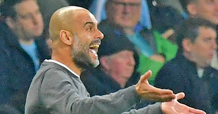 City can still improve, says Guardiola