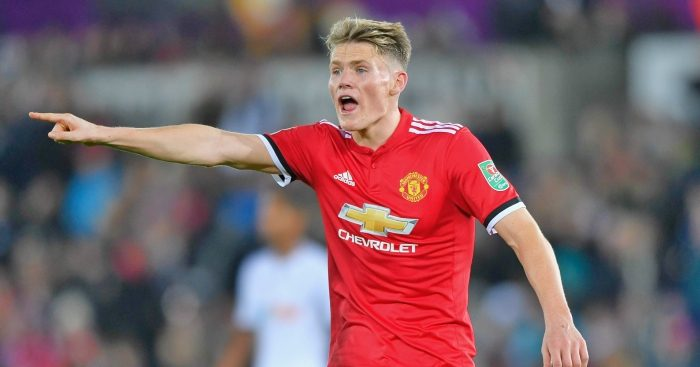 Man Utd midfielder McTominay slammed for choosing easy option Scotland