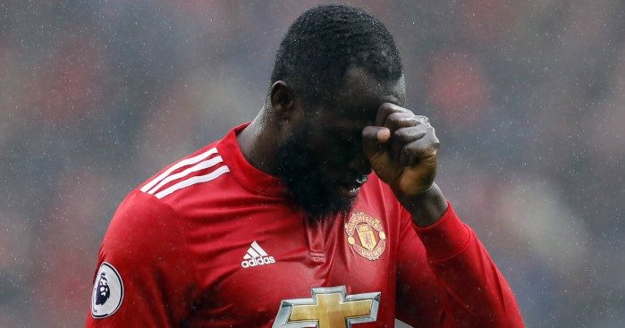 Mourinho blasts Man United supporters for booing Lukaku