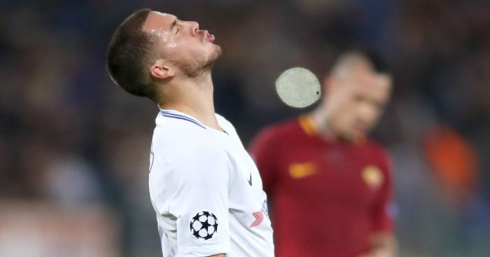 Champions League scores, highlights: PSG rolls; Barcelona held; Roma crushes Chelsea