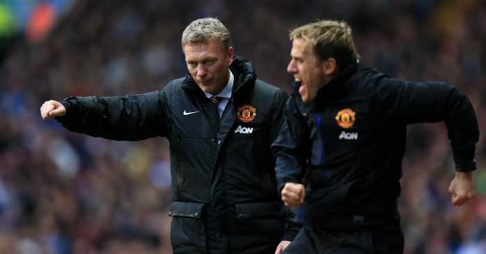 Moyes: I think I'm a good manager