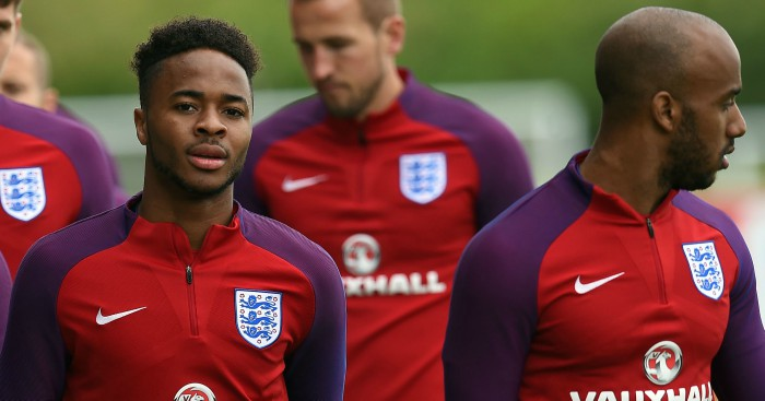 Raheem Sterling, Fabian Delph and Jordan Henderson out of England squad