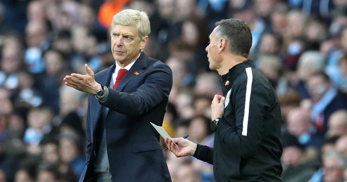 Wenger: Arsenal striker would have dived like Sterling
