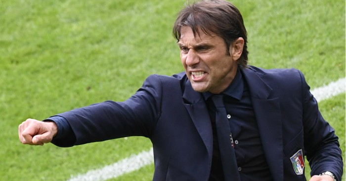 Antonio Conte named as first choice to be Italy boss by president