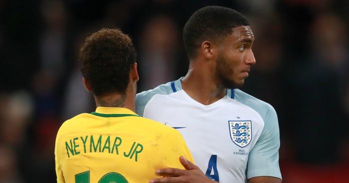 England defender Stones