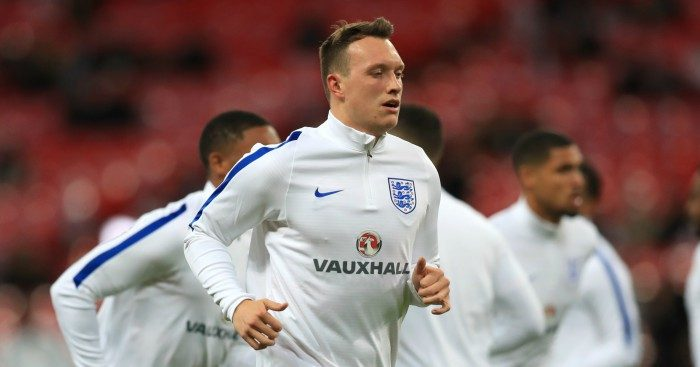 Man Utd boss Jose Mourinho slams England's treatment of Phil Jones