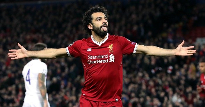 Image result for salah real madrid