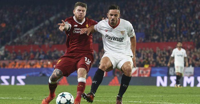 Klopp has '100 per cent' trust in Moreno despite mistakes against Sevilla