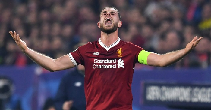 Jurgen Klopp defends captain Jordan Henderson from