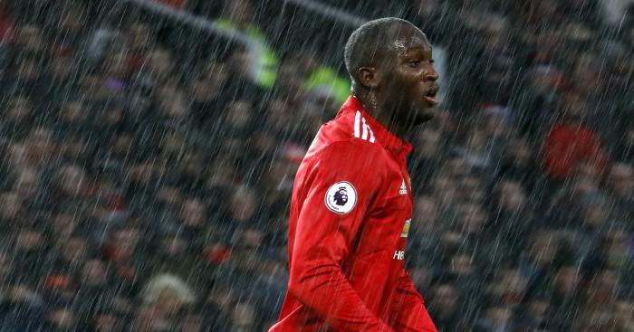 No goal, no problem as Jose Mourinho hails Romelu Lukaku's work rate