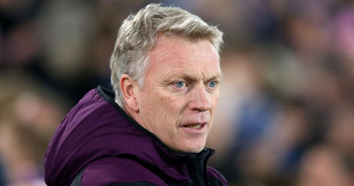Moyes indicates interest in Arsenal 'bit-part' players