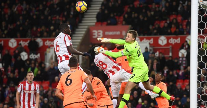 Mark Hughes remains frustrated following key referee decision