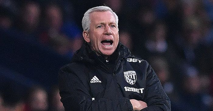 West Brom Manager Alan Pardew Fears Losing Jonny Evans