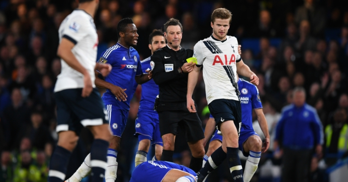 Clattenburg gloats about letting Spurs 'self-destruct'