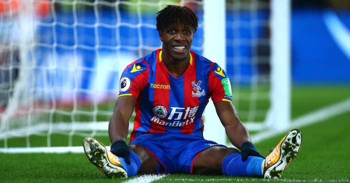 Roy Hodgson has mounted a staunch defence of Wilfried Zaha, insisting the  Crystal Palace winger is no cheat.