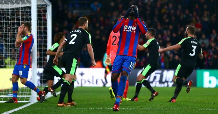 Hodgson smoothes over Benteke penalty miss