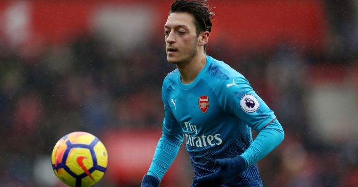 Mesut Ozil keeps Manchester United on hold to wait for Barcelona's decision