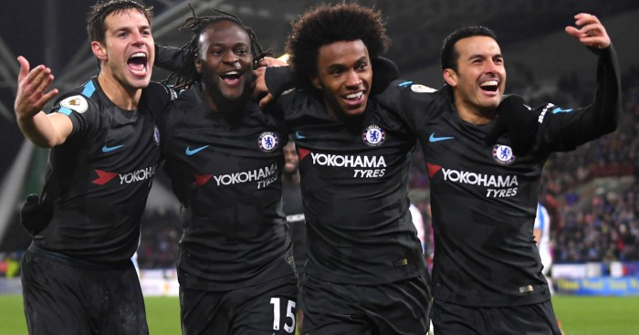 Chelsea must forget Barcelona, focus on Huddersfield