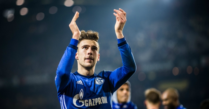 Liverpool handed Leon Goretzka boost as Schalke executive BLASTS Bayern Munich