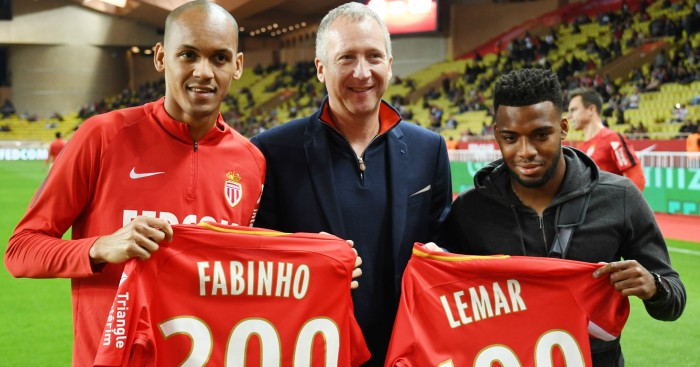 'It should be my last season at Monaco' - Fabinho