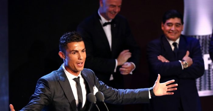 Messi better than you, Barca tell Ronaldo