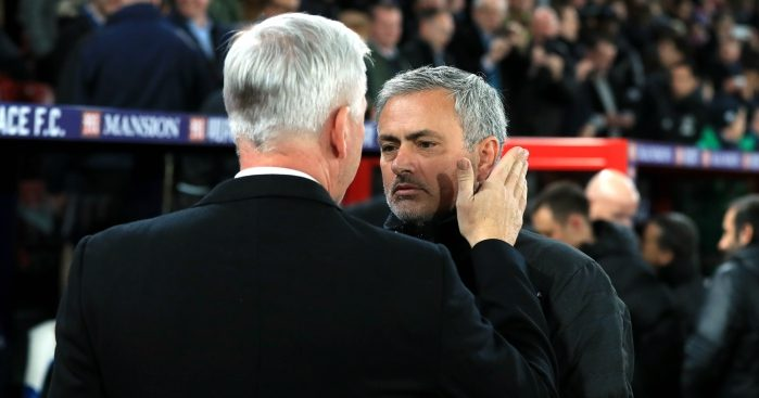 Alan Pardew: 'Jose Mourinho criticism is harsh'