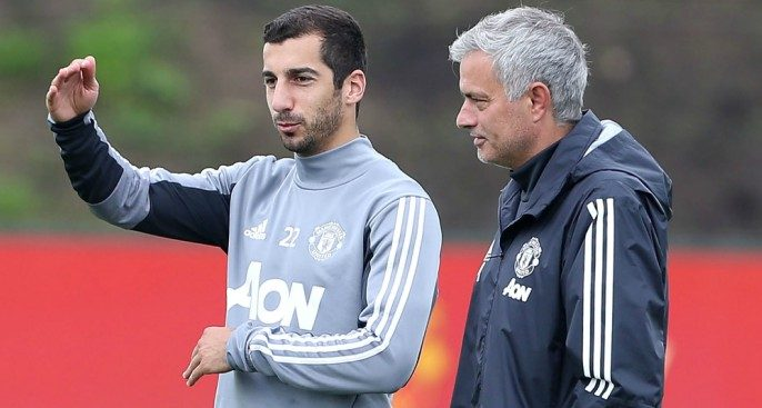 What is Happening With Henrikh Mkhitaryan and Manchester United?