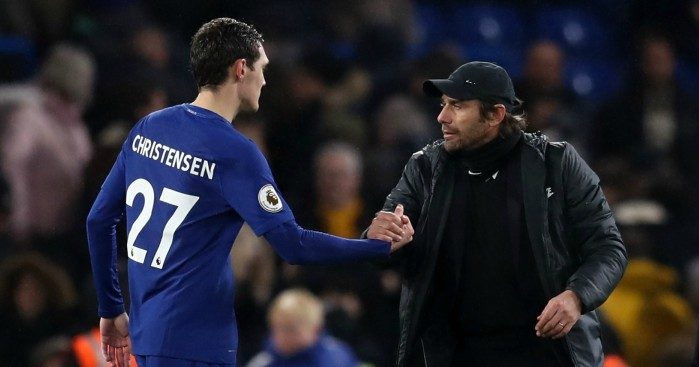 Conte opens up about exiled Chelsea wingback