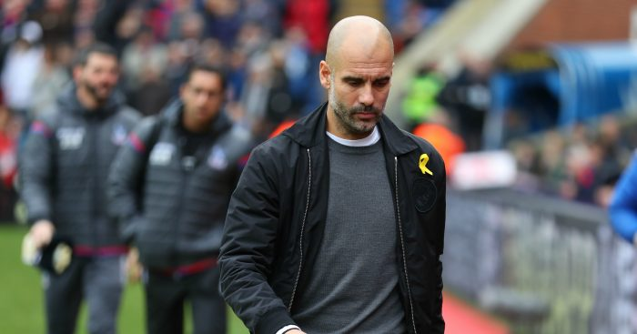Guardiola wins record fourth Barclays award