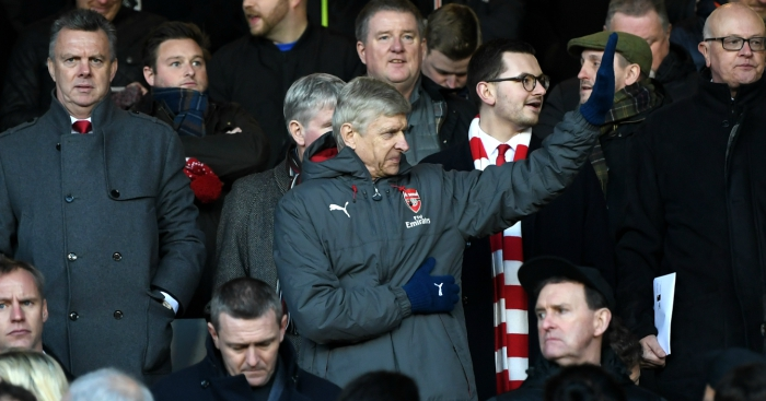 FA question Arsenal boss Wenger about Chelsea comments